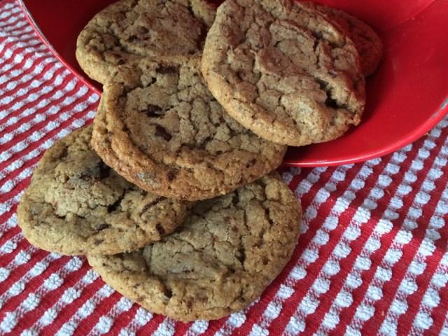 cookies aux pépites de chocolat 2