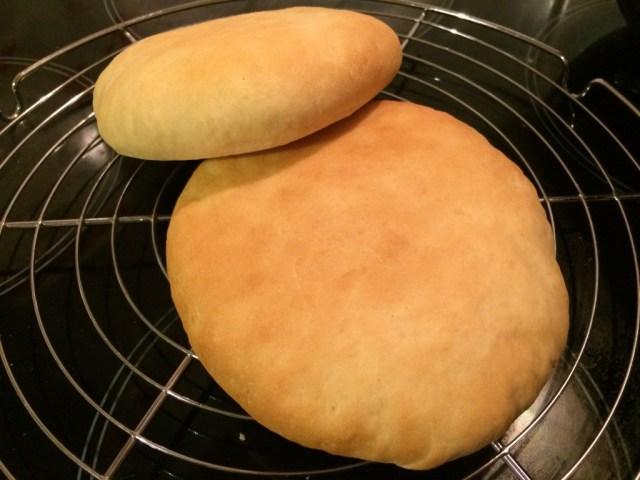 pains à kebab