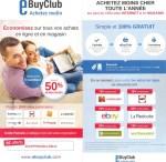 EBUYCLUB: économisez sur tous vos achats en ligne et en magasin