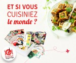 Le menu CHINE de la box KITCHEN TROTTER