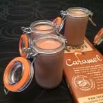 Panna cotta chocolat-caramel