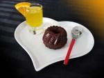Gâteau au chocolat sans farine – sans gluten