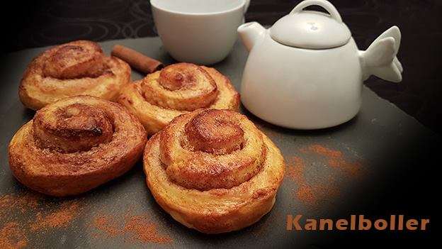 kanelbollers thermomix roulé cannelle