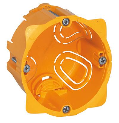 boite d encastrement batibox cloison seche profondeur 60 mm