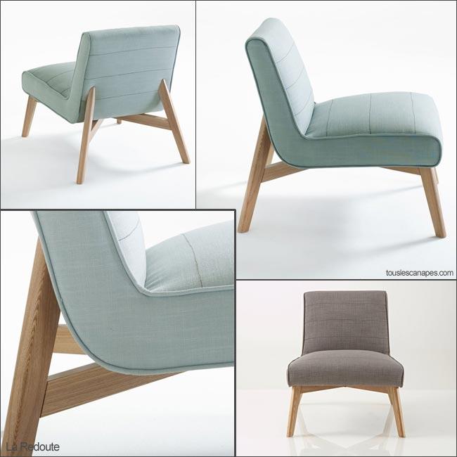 petit fauteuil scandinave jimi