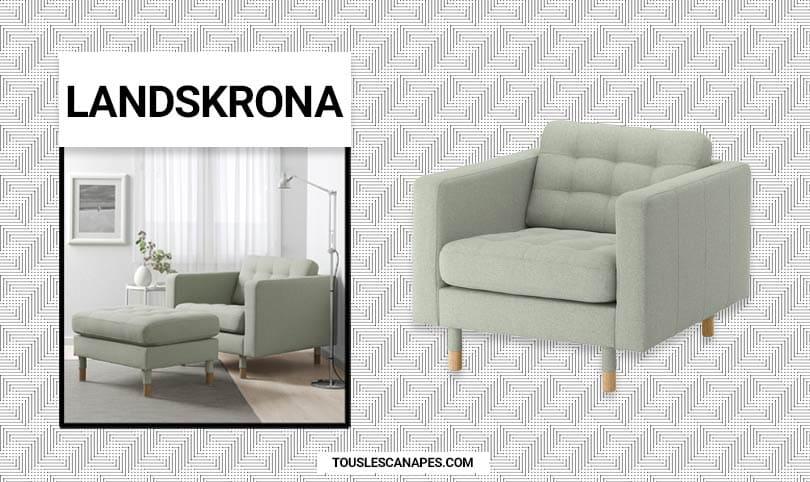 avis du fauteuil landskrona de ikea