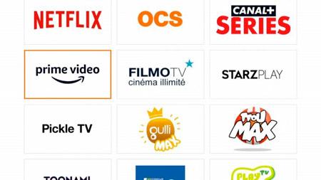 amazon prime video sur le decodeur tv
