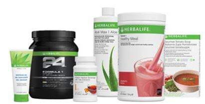 Herbalife-Mark R. Hughes