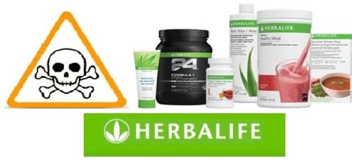 Herbalife-toxicite ou innocuite