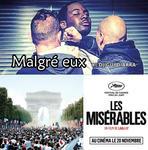 CINÉMA À L'ARSÉNIC : Malgré eux de Djigui Diarra, en sa présence + Les Misérables de Ladj Ly