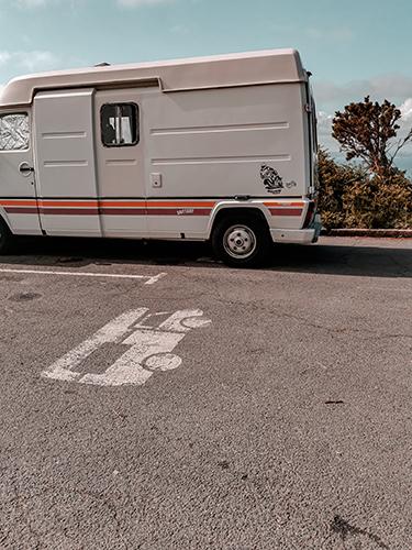 Parking Trébeurden