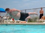 Pas de natation = Plat