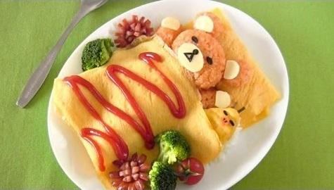 Recette japonaise facile 1 l 39 omurice blog tout le japon for Apprendre la cuisine japonaise