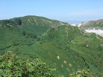 Le Mont Akita-YakeYama (Auteur: らんで Source: commons.wikimedia.org)