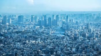 tokyo vue du ciel