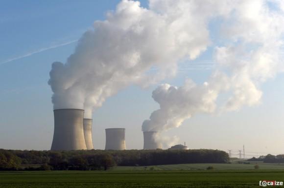 Centrale nucléaire de Cattenom - Photos Focalize pour Tout Metz
