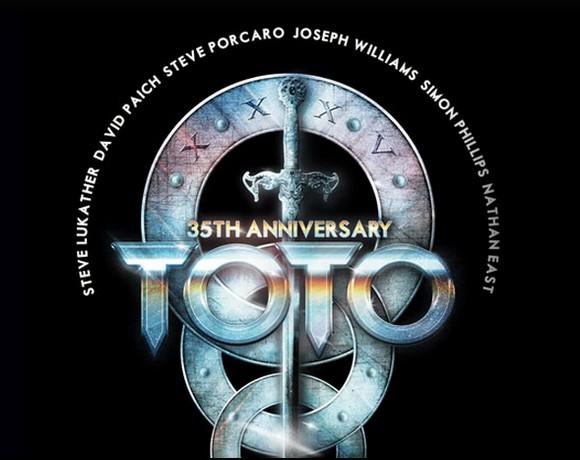 Photo of Toto fête ses 35 ans de carrière à la Rockhal