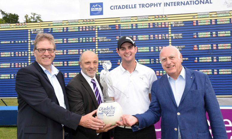 Photo of Citadelle Trophy 2014  : Tom Wilde grand gagnant du tournoi