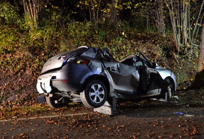 Photo of Accident à Bettendorf : un quadragénaire décède en percutant un arbre