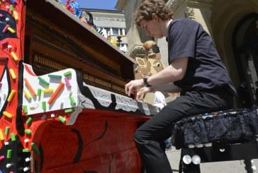 My Urban Piano à Luxembourg-ville : à vous de jouer !