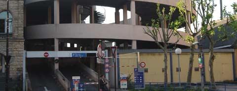 parking lafayette gare sncf metz