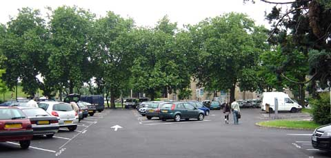 Parking Place Mazelle à Metz