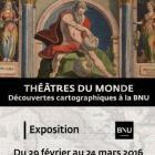 Exposition Theatres du monde BNU