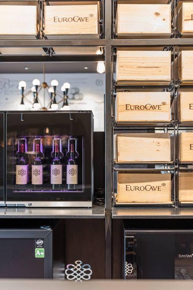 Franchise Eurocave Dans Franchise Vin Caviste