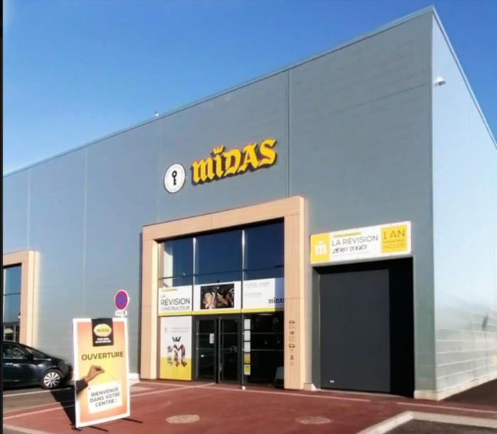 Un multifranchisé Midas ouvre un 2ème centre auto en Seine-et-Marne