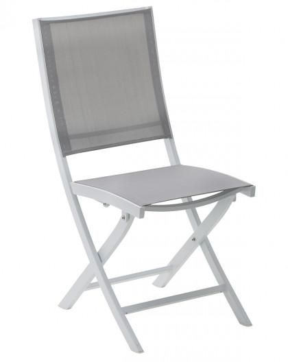vente chaise pliante whitestar 1 place s mobilier de jardin wilsa toutpourlamaison fr
