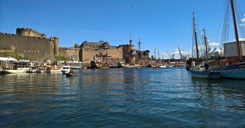 Brest-les plus beaux coins de Bretagne