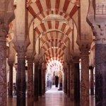 La mosquée à Cordoue en Espagne