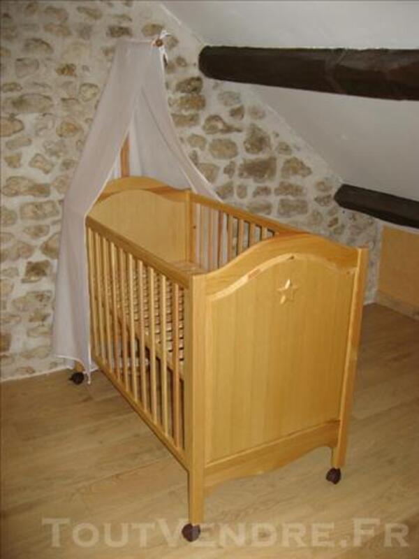 chambre bebe natalys modele etoiles