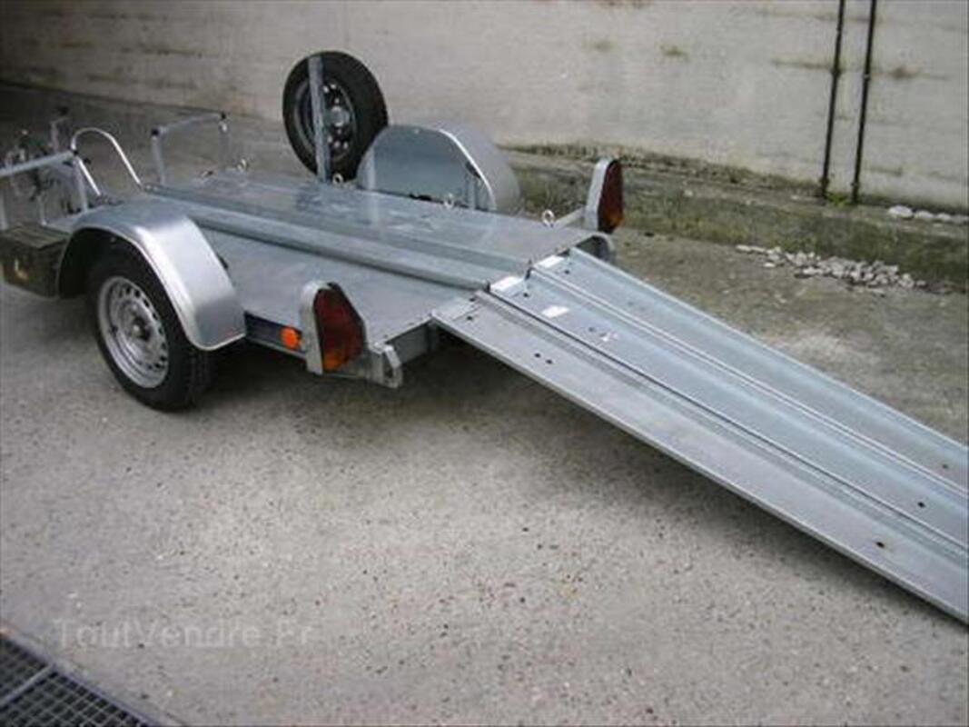Location Remorque Porte Moto Mp3 Quad A Louer Aix 19200 Auto Accessoires Et Pieces
