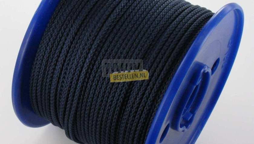 Zwart touw