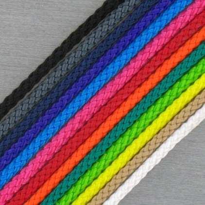 Gekleurd touw en koord