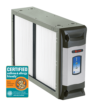 Tower Heating and Air Raleigh NC Offers Trane CleanEffects™