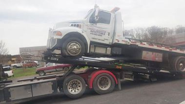 heavy duty tow truck westminster, md towing