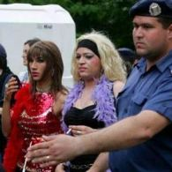 Romania holds its first Gay Pride March