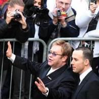 Elton John Helps Fight Fierce Gay Marriage Battle in Wisconsin