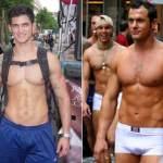 GAY PRIDE PARIS: THOSE FRENCH BOYS!