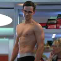 <i>Ugly Betty</i>'s Buff Reveal: Henry's Strip Down