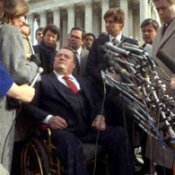 Larry Flynt Talks Gays, Giuliani, Larry Craig, and GOP Hypocrites