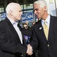 Log Cabin Republicans Defend Gay-Bashing McCain Robo-calls