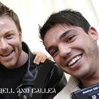 Tim Campbell and Anthony Callea Take Relationship Public