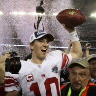 Giants Hand Patriots Stunning 17-14 Super Bowl Upset