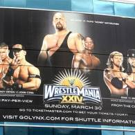 Orlando Orders Male Nipples Erased from WWE Billboard