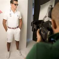 Olympic Athletes Unveil Ralph Lauren-Designed Team Outfits