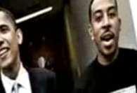 Obama Responds to Divisive Track by Ludacris