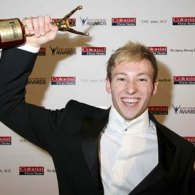 Matthew Mitcham Wins Sports Performer of the Year Award
